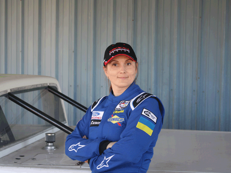 RACING QUEEN OF UKRAINE-