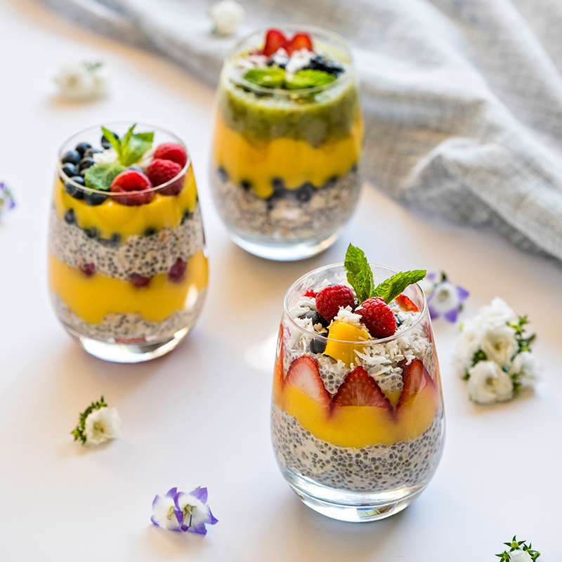 Chia Pudding Recipe - Russian Time Magazine